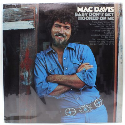 Mac Davis Baby Don't Get Hooked On Me美版600900000081 再生工場1 03
