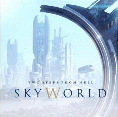 美版CD預告片配樂《地獄邊緣 差兩步下地獄》/Two Steps from Hell Skyworld 全新未拆
