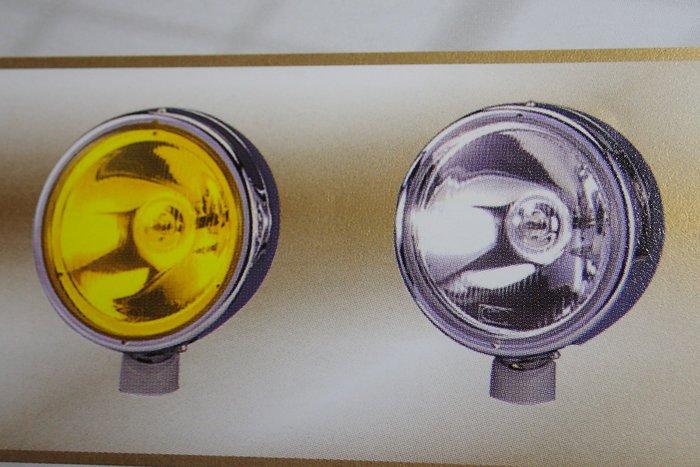 DJD180929168 各車系通用型霧燈 TOYOTA MAZDA BENZ BMW HONDA NISSAN 霧燈