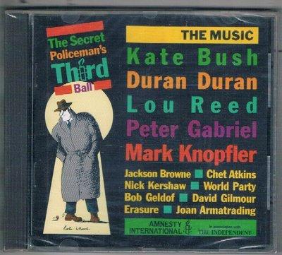[鑫隆音樂]西洋CD-The Secret Policeman's Third Ball  (The Music)全新