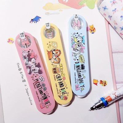 ✬Mei醬 小舖✭  迪士尼  lt b  gt 0  lt b  gt .5mm 自動鉛筆 筆芯 奇奇蒂蒂 唐老鴨 米奇 毛怪 大眼仔 Disney
