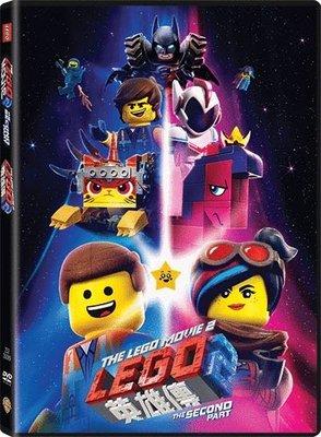 LEGO英雄傳2 LEGO MOVIE 2 THE SECOND PART 香港版 DVD 粵語 繁體中文字幕 訂