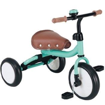 日本mimi-trike 三輪車-馬卡綠(公司貨;有保固)