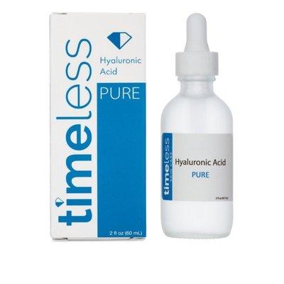 【蘇菲的美國小舖】美國Timeless保濕玻尿酸精華液 / 角鯊精華油 2oz (60ML) 特價