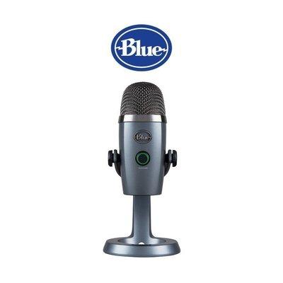 【六絃樂器】全新 Blue YETI NANO 小雪怪 USB麥克風 / 錄音室級 錄音 練唱 直播 實況主專用