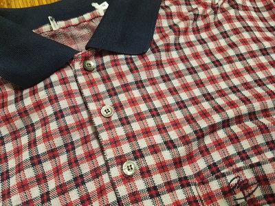 =^.^=  PIERRE BALMAIN 皮爾帕門  POLO衫   M   ($102)