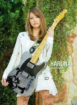GFMI 吉風樂器 日本超人氣女子搖滾天團 SCANDAL 小野春菜 SQUIER HARUNA TELECAST