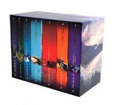 英國進口 Harry Potter Box Set: The Complete Collection 哈利波特 有聲書