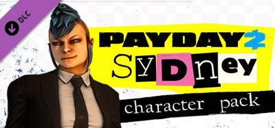 STEAM PAYDAY 2 : Sydney Character Pack DLC 劫薪日2 : 悉尼角色包