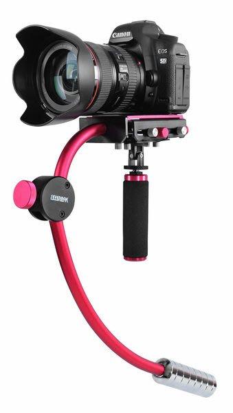 呈現攝影-Sevenoak 專業大型穩定架 手持穩定器 錄影 適用 微單/類單/大單眼 D800 5D3