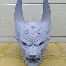 Garo 黃金騎士牙狼頭盔頭罩面具 3d print 素體1:1