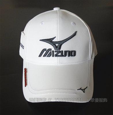 【眾優服飾】2020年新款外貿款 MIZ高爾夫球帽子男女通用帶MARK戶外休閑遮陽透氣帽抗UV 鴨舌帽