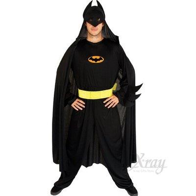 節慶王【W370001】大人蝙蝠遊俠裝,化妝舞會/角色扮演/尾牙表演/萬聖節服裝/聖誕節/cosplay