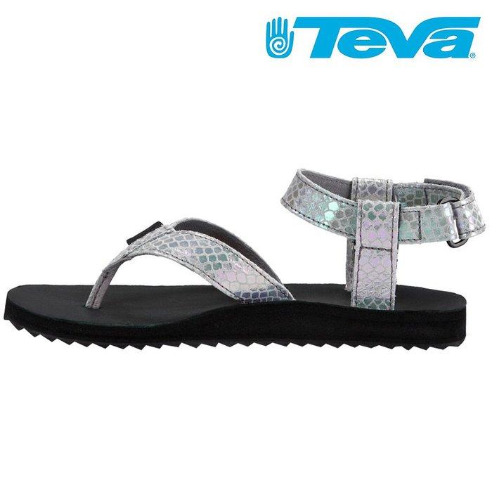 《BEST SPORTS倍斯特體育》TEVA ORIGINAL SANDAL 女 休閒涼鞋 TV1010328GREY