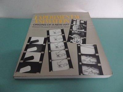 典藏乾坤&書---攝影--EXPERIMENTAL ANIMATION ORIGINS OF A NEW ART