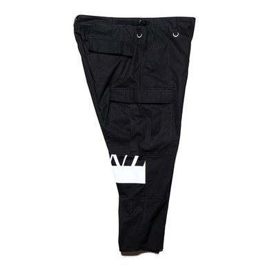 【日貨代購CITY】uniform experiment HEM CUT OFF CROPPED CARGO 褲子 代購