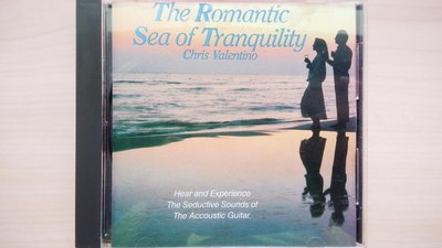 ## 馨香小屋--The Romantic Sea Of Tranquility--Chris Valentino