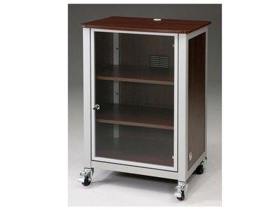【尼克放心】移動型展示架 - ZY681 機櫃 音響櫃