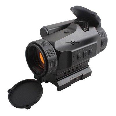 【武雄】Vector Optics 維特 Nautilus 1x30 防震防水防霧 內紅點-VSCRD-26