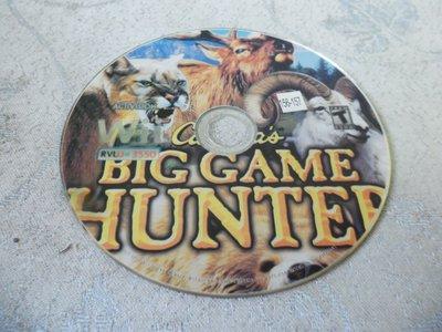 紫色小館35-1-------BIG GAME HUNTER