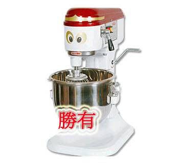 【勝有冷凍餐飲設備食品機械廠】SYTSA-TT-108.8公升立式攪拌機.桌上型.一桶三配件 台中市