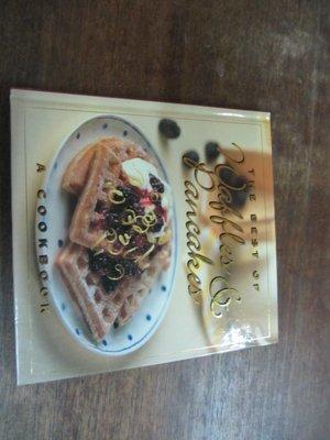 欣欣小棧 食譜*the best of waffles & pancakes(家3櫃)