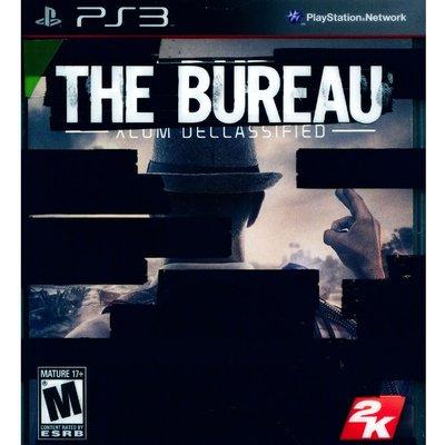 (現貨全新)PS3 當局解密 XCOM 英文美版 The Bureau: XCOM Declassified