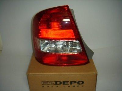 撿大便宜汽材 TIERRA 尾燈 TIERRA 4D 後燈 DEPO正規 單價650元