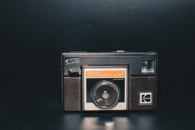 Kodak Instamatic X-15F #2 底片相機