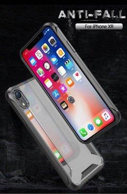 IN7 晶銳系列 iPhone XR (6.1吋) 透明 磨砂 防摔殼 防撞 軟邊 TPU+PC背板