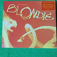 The Curse of Blondie CD