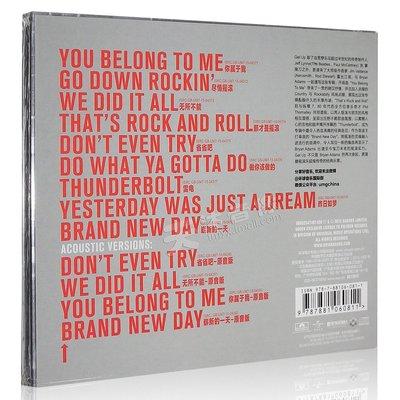 正版 布萊恩亞當斯:起來 新專輯 Bry CD專輯 歌曲 音樂CDan Adams Get Up CD