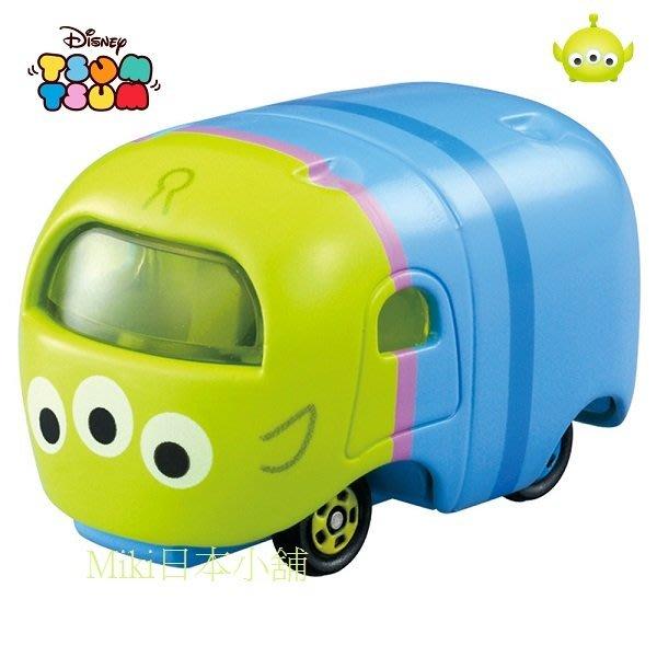 *Miki日本小舖*日本迪士尼 TOMICA TSUM TSUM 怪獸大學三眼怪小車/疊疊車