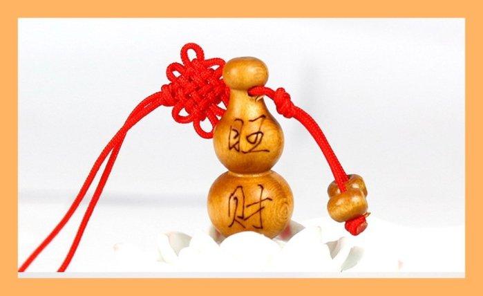 【螢螢傢飾】【五福臨門--旺財】福禄,平安,吉祥,如意,旺财,桃木雕刻 手機吊飾,招财辟邪吉祥物