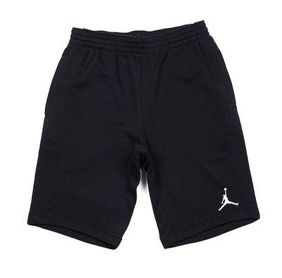 【Roda shop】 JORDAN ALL-AROUND AJ 短褲 棉褲 飛人logo 刺繡 高磅數 615132黑