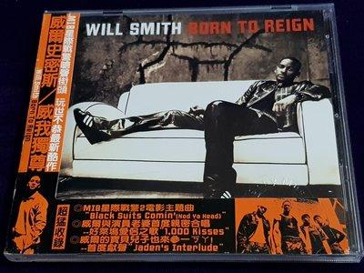 R西洋男(二手CD)威爾史密斯~威我獨尊~~有側標