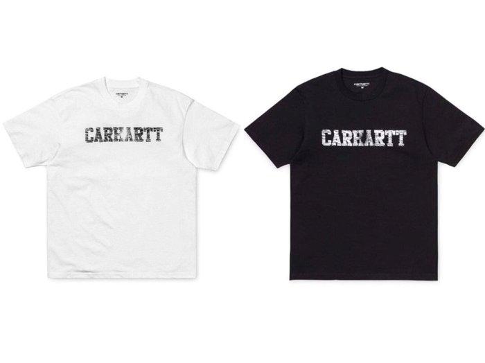☆ETW☆【一中店】2019 CARHARTT SPEEDLINES T-SHIRT 短T 黑 白 現貨
