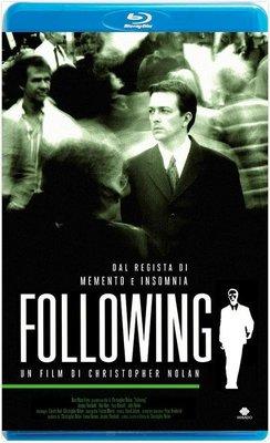 跟蹤  追隨  FOLLOWING (1998) CC標準版