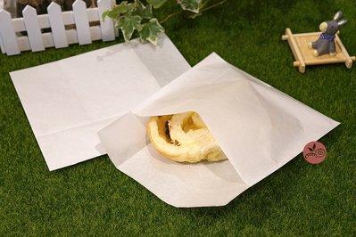 帕里尼袋_白色素面_約50入_RH1921.5P-202◎食品袋.吐司.麵包.三明治.帕尼尼.包裝袋
