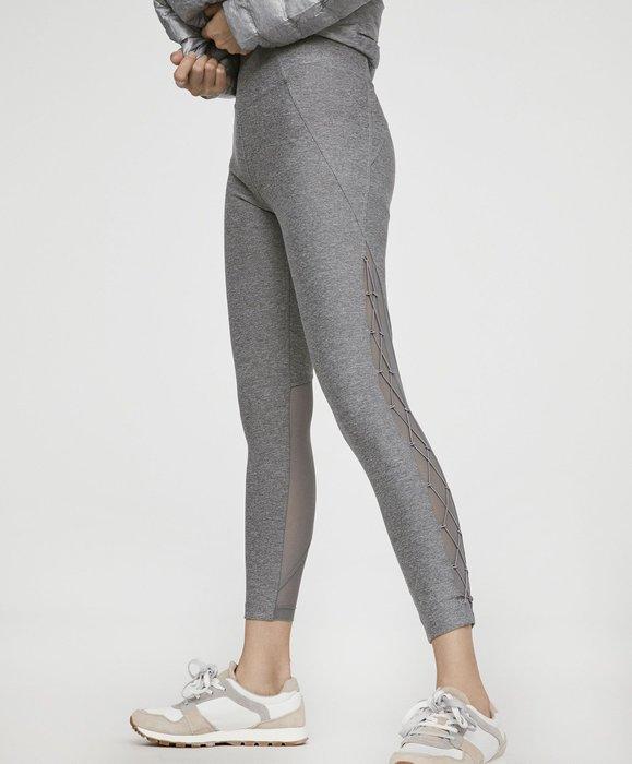 [KOIES] 一元起標無底價 歐洲品牌 OYSHO Fitness Leggings 緊身褲 M 瑜珈 Yoga