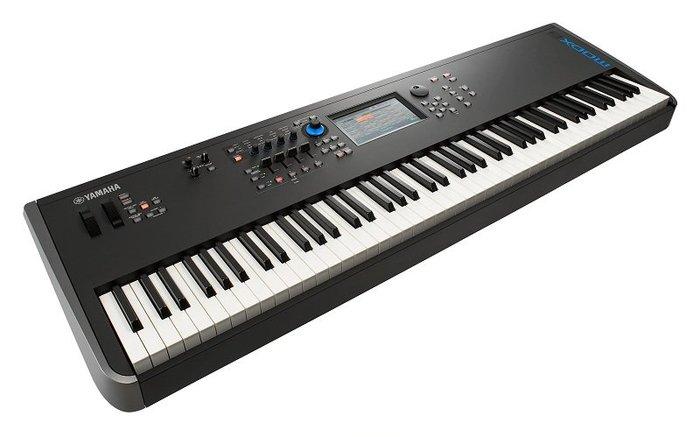 造韻樂器音響- JU-MUSIC - 全新 YAMAHA MODX8 MODX 8 88鍵 合成器
