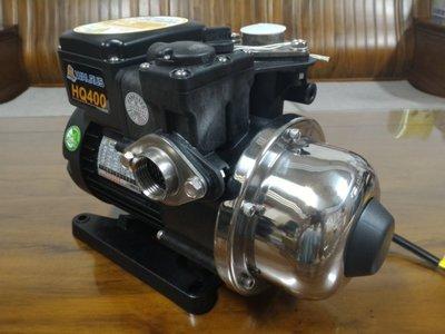 【優質五金】HQ400 1/2HP電子穩壓加壓馬達*加壓機*低噪音(HQ400B)-非大井TQ400