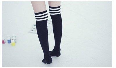 【推薦款式】過膝足球襪 學生襪 高筒襪