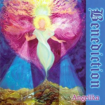 [代售]安吉莉卡/祝福  -Angelika / Benediction  -二手CD