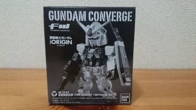 [DULJ][劇場] Converge Rx-78-02 Gundam The Origin Metallic Ver.劇場版
