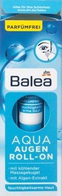 【哈多倉庫】德國DM Balea眼周保濕眼霜《15ml》滾珠瓶