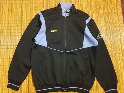 (抓抓二手服飾)  ASICS TIGER  運動外套  深藍色  XL  @ 新北市