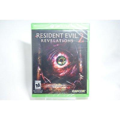 [耀西]全新 美版 XBOX ONE 惡靈古堡:啟示 2 RESIDENT EVIL REVELATIONS 2 含稅附