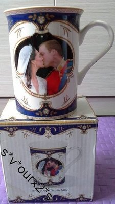 威廉王子大婚纪念杯