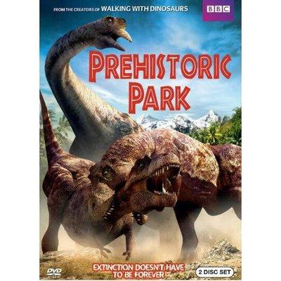 2006紀錄片【史前公園 Prehistoric Park】DVD【國語/英語】全新盒裝 2碟 唔西.迪西 H227